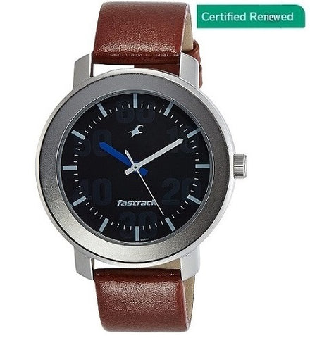 Fastrack Men's Watch - NL3121SL01
