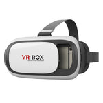 New Virtual Reality VR BOX II 2.0 Version 3D Glasses