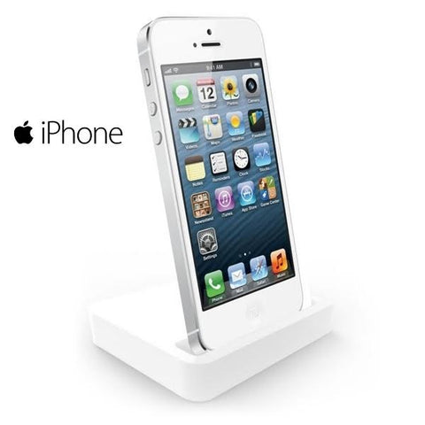 Micro USB Charging Lightning Dock For Iphone