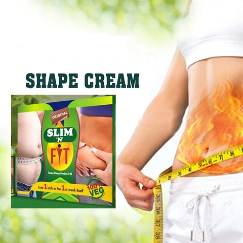 Ayurvedic Herbal Slimming Cream