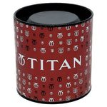 Titan Octane Analog Black Dial Men's Watch - NL9322SL04