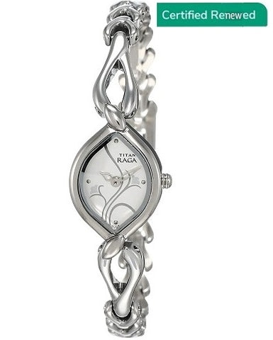 Titan Raga Designer Analog Women's Wrist Watch - NK2455SM01