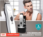 Olsenmark Rechargeable Trimmer