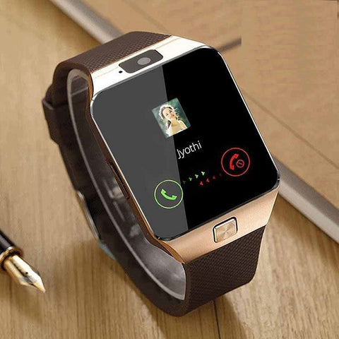 DZ09 Smart watch with Camera and Calling Facility