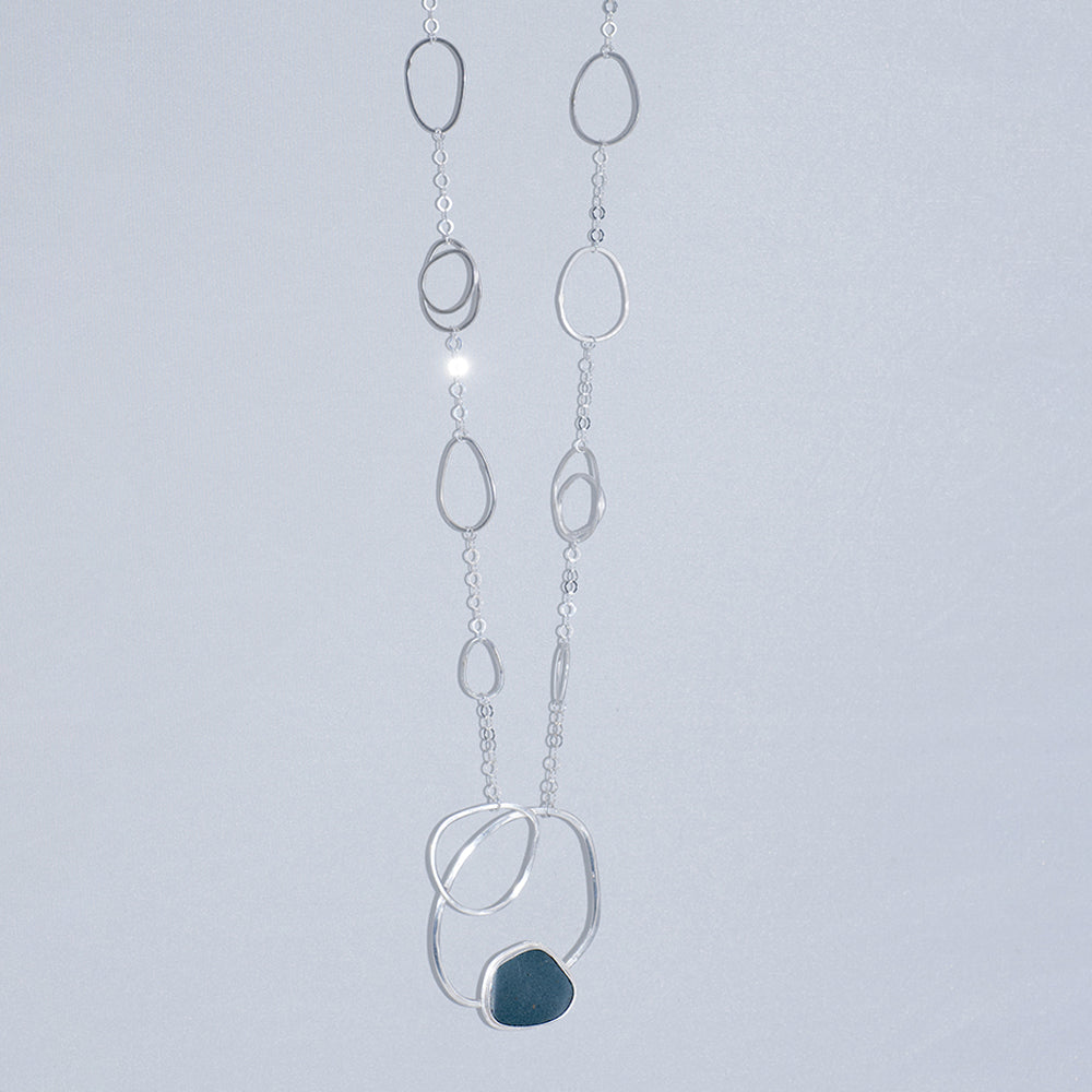 Sky Collection Long Necklace