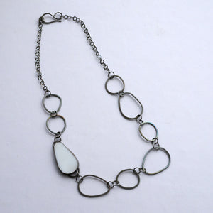 Tidal Collection Multi Link Necklace