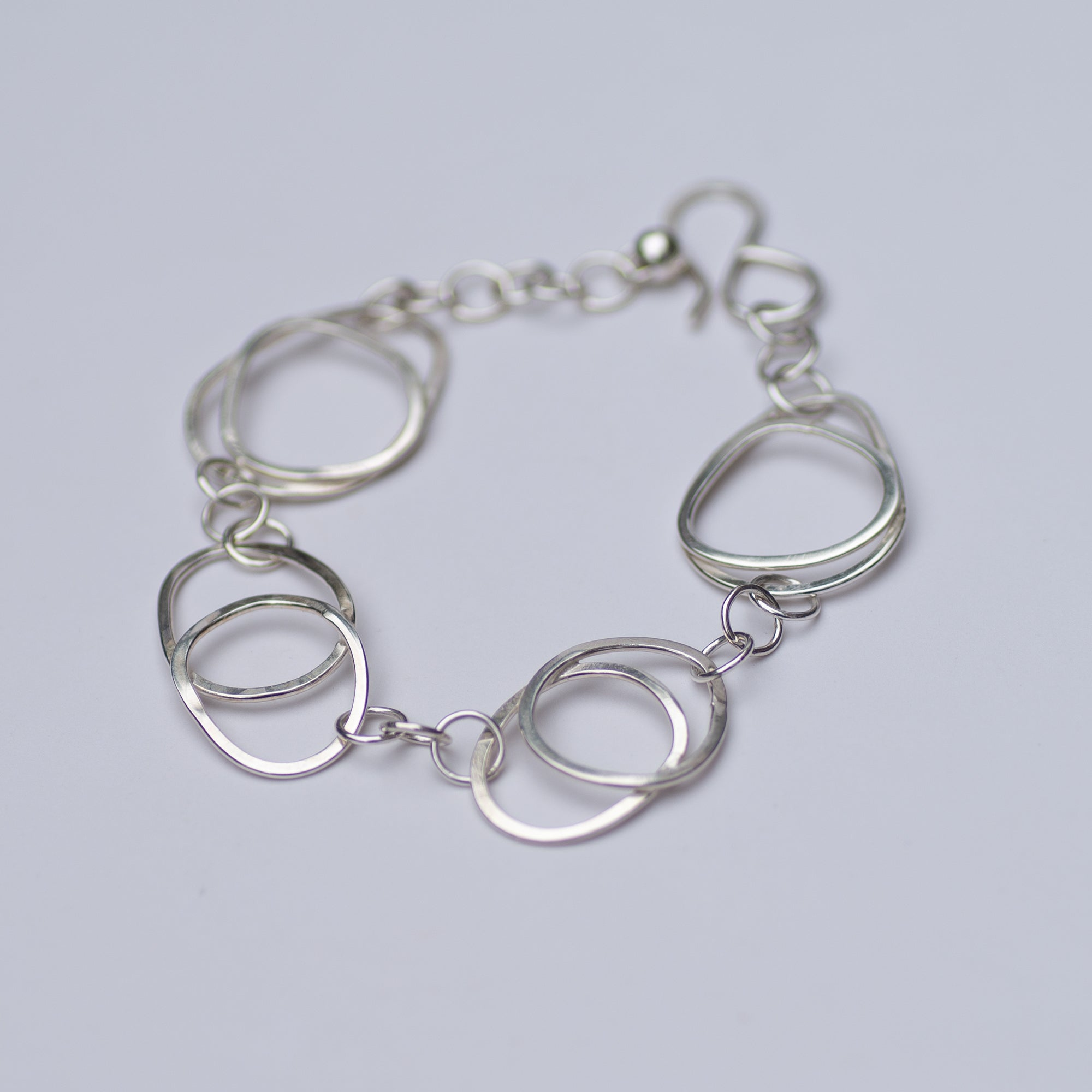 Sky Collection Link Bracelet