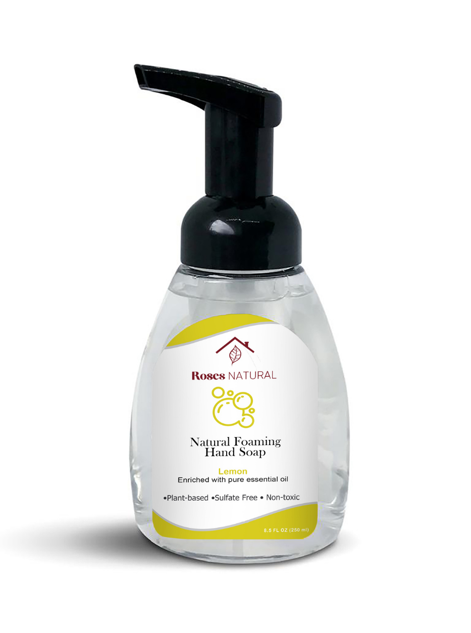 Foaming Hand Soap - Lemon