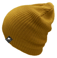Hats for Healing - Soft Organic Cotton Double Ribbed Knit Beanie