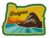 Portland Hat Company - Woven Patch - Heat Seal