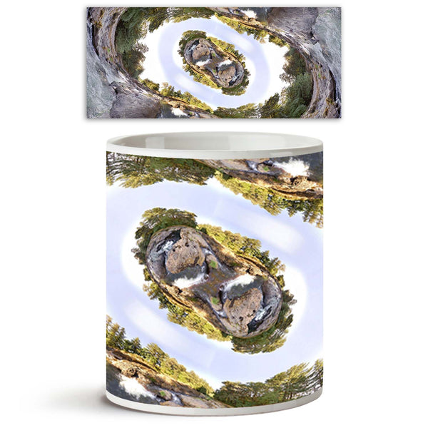 ArtzFolio Earhtly Rocky River With Trees & Sky D2 Ceramic Coffee Tea Mug Inside White-Coffee Mugs-AZKIT7936192MUG_L-Image Code 5000230 Vishnu Image Folio Pvt Ltd, IC 5000230, ArtzFolio, Coffee Mugs, Abstract, Landscapes, Digital Art, earhtly, rocky, river, with, trees, sky, d2, ceramic, coffee, tea, mug, inside, white, an, extreme, wide, angle, coffee mugs with logo, promotional mugs, bulk coffee mug, office mugs, amazonbasics, custom coffee mugs, custom ceramic mugs, 11ounce ceramic coffee mug, coffee cup