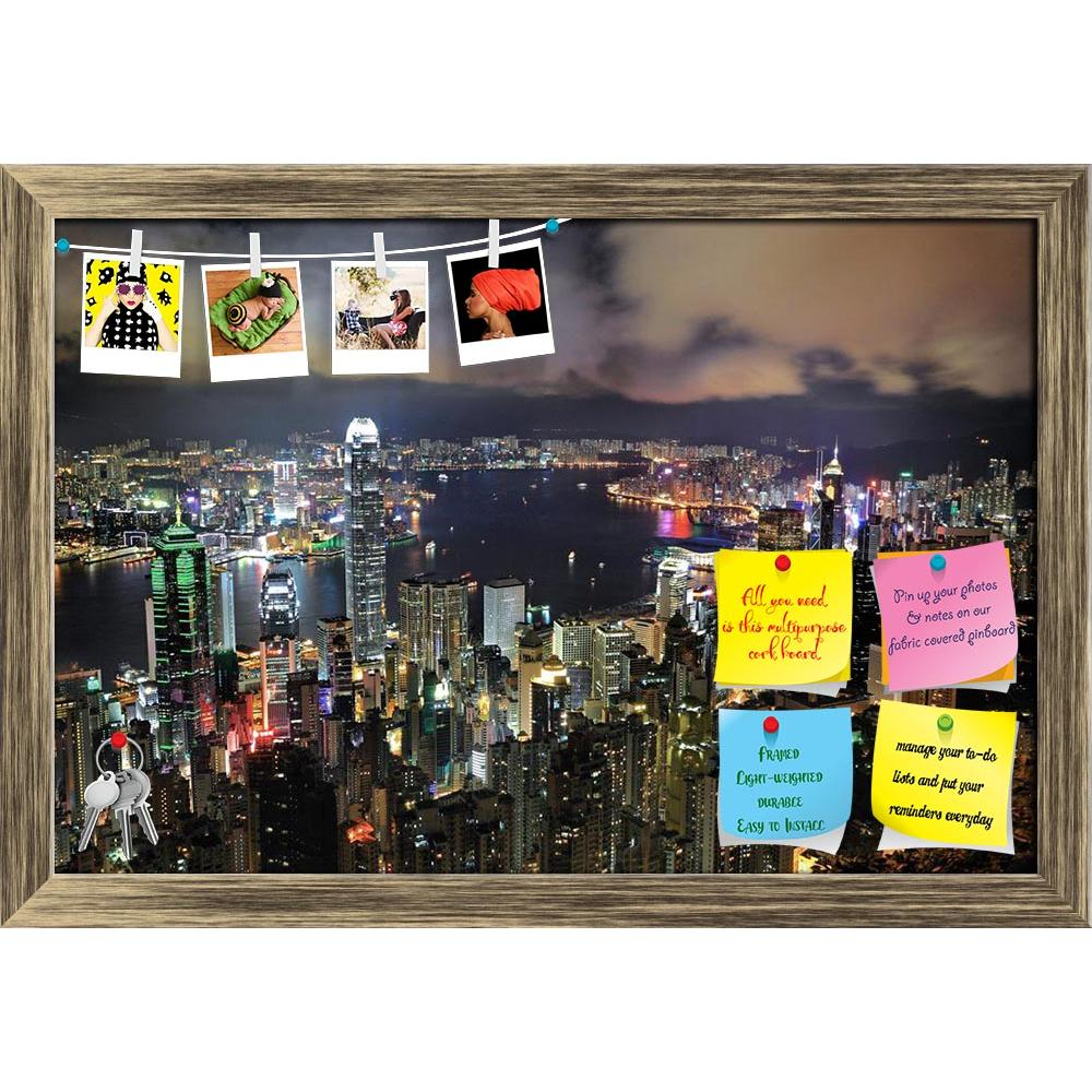 ArtzFolio Hong Kong Cityscape At Night Printed Bulletin Board Notice Pin Board Soft Board | Framed-Bulletin Boards Framed-AZSAO8433760BLB_FR_L-Image Code 5000252 Vishnu Image Folio Pvt Ltd, IC 5000252, ArtzFolio, Bulletin Boards Framed, Places, Photography, hong, kong, cityscape, at, night, printed, bulletin, board, notice, pin, soft, framed, architecture, asia, asian, beautiful, beauty, building, business, busy, china, chinese, city, colorful, downtown, economy, finance, glass, harbor, harbour, holiday, ho
