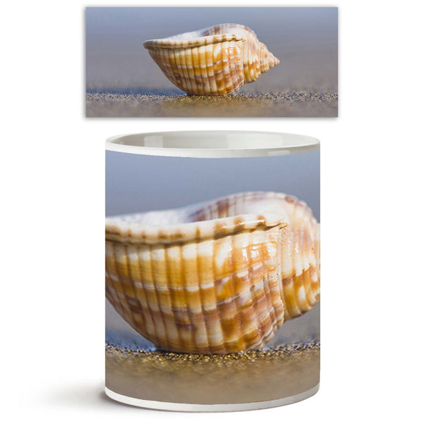 ArtzFolio Small Seashell Upturned On The Beach Ceramic Coffee Tea Mug Inside White-Coffee Mugs-AZKIT9243479MUG_L-Image Code 5000310 Vishnu Image Folio Pvt Ltd, IC 5000310, ArtzFolio, Coffee Mugs, Landscapes, Photography, small, seashell, upturned, on, the, beach, ceramic, coffee, tea, mug, inside, white, coffee mugs with logo, promotional mugs, bulk coffee mug, office mugs, amazonbasics, custom coffee mugs, custom ceramic mugs, 11ounce ceramic coffee mug, coffee cup gift, tea mug, promotional coffee mugs, c