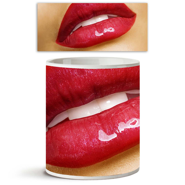 ArtzFolio Sensual Mouth Ceramic Coffee Tea Mug Inside White-Coffee Mugs-AZKIT9539615MUG_L-Image Code 5000349 Vishnu Image Folio Pvt Ltd, IC 5000349, ArtzFolio, Coffee Mugs, Adult, Fashion, Photography, sensual, mouth, ceramic, coffee, tea, mug, inside, white, red, lipstick, coffee mugs with logo, promotional mugs, bulk coffee mug, office mugs, amazonbasics, custom coffee mugs, custom ceramic mugs, 11ounce ceramic coffee mug, coffee cup gift, tea mug, promotional coffee mugs, custom printed mugs, 11 oz coffe