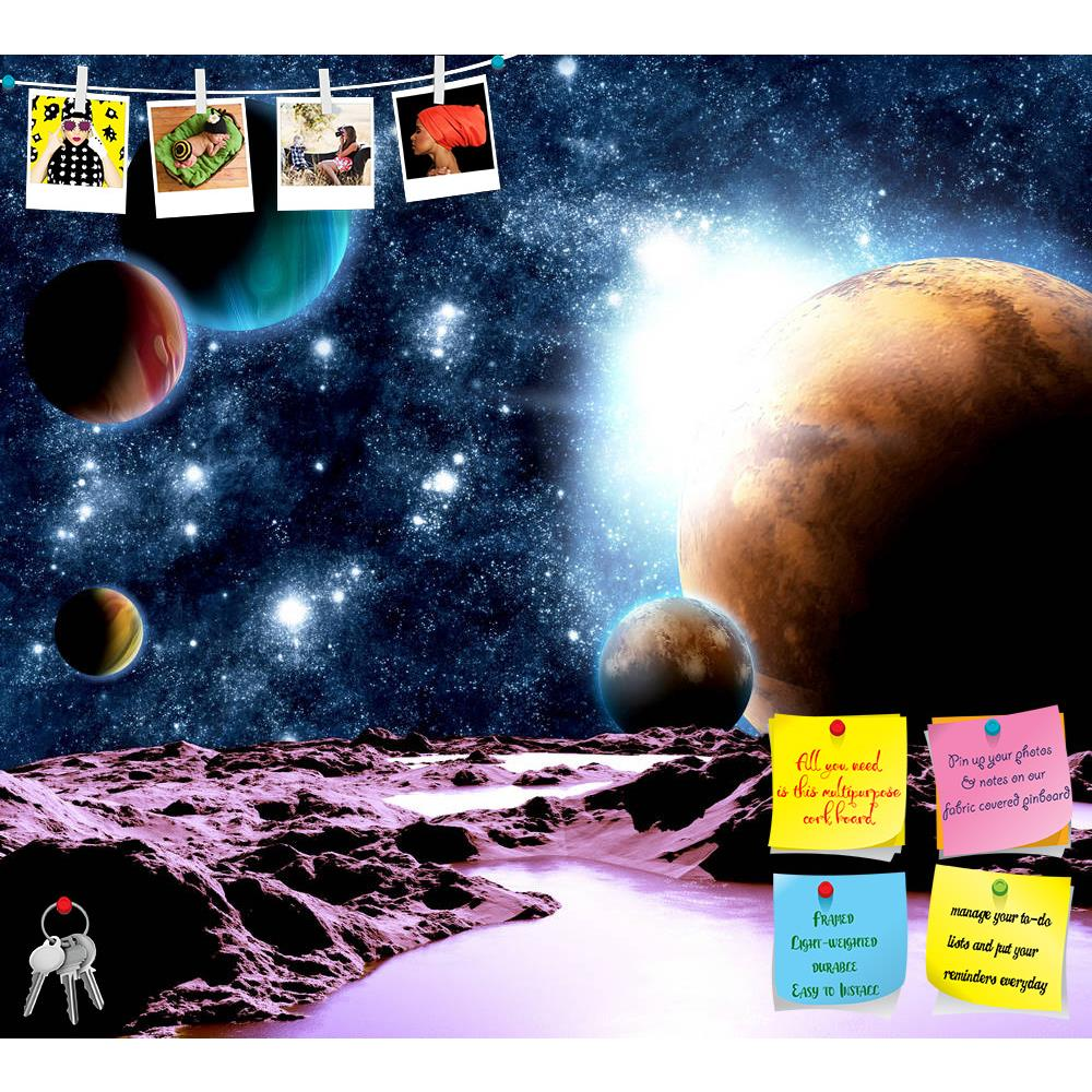ArtzFolio Abstract Planet With Water Printed Bulletin Board Notice Pin Board Soft Board | Frameless-Bulletin Boards Frameless-AZSAO11720919BLB_FL_L-Image Code 5000750 Vishnu Image Folio Pvt Ltd, IC 5000750, ArtzFolio, Bulletin Boards Frameless, Fantasy, Places, Digital Art, abstract, planet, with, water, printed, bulletin, board, notice, pin, soft, frameless, image, find, new, sources, technologies, future, travel, distant, planets, pin up board, push pin board, extra large cork board, big pin board, notice