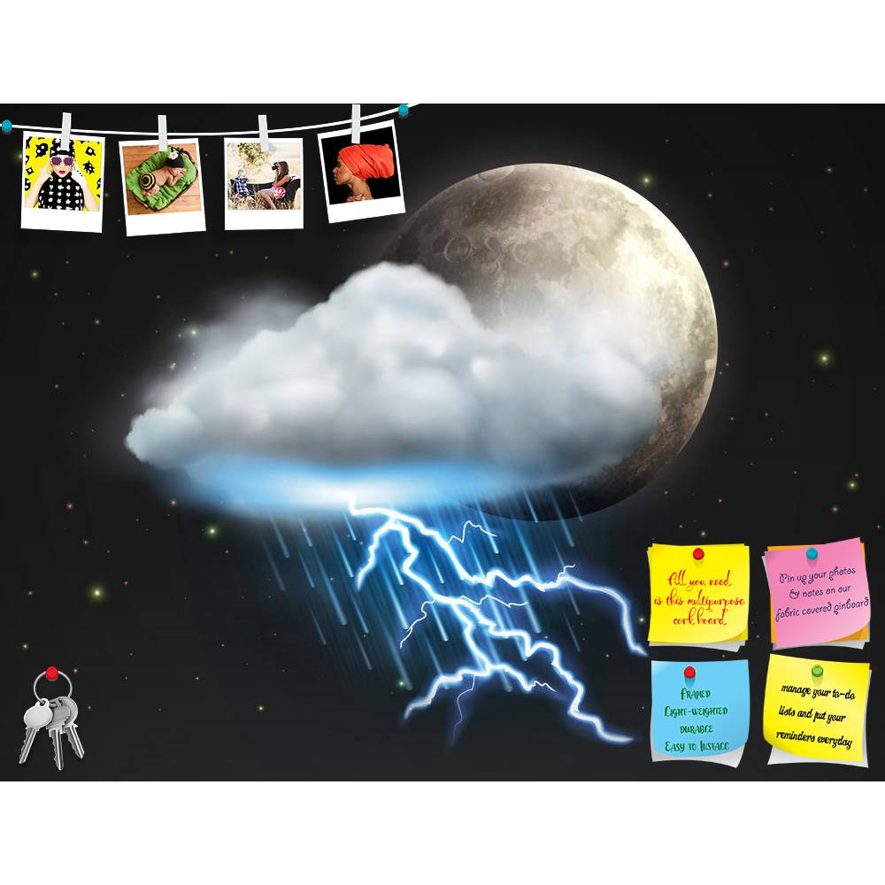 ArtzFolio Moon With Cloud Printed Bulletin Board Notice Pin Board Soft Board | Frameless-Bulletin Boards Frameless-AZSAO12340248BLB_FL_L-Image Code 5000879 Vishnu Image Folio Pvt Ltd, IC 5000879, ArtzFolio, Bulletin Boards Frameless, Kids, Landscapes, Digital Art, moon, with, cloud, printed, bulletin, board, notice, pin, soft, frameless, illustration, cool, single, weather, icon, heavy, fall, rain, lightning, night, sky, pin up board, push pin board, extra large cork board, big pin board, notice board, smal