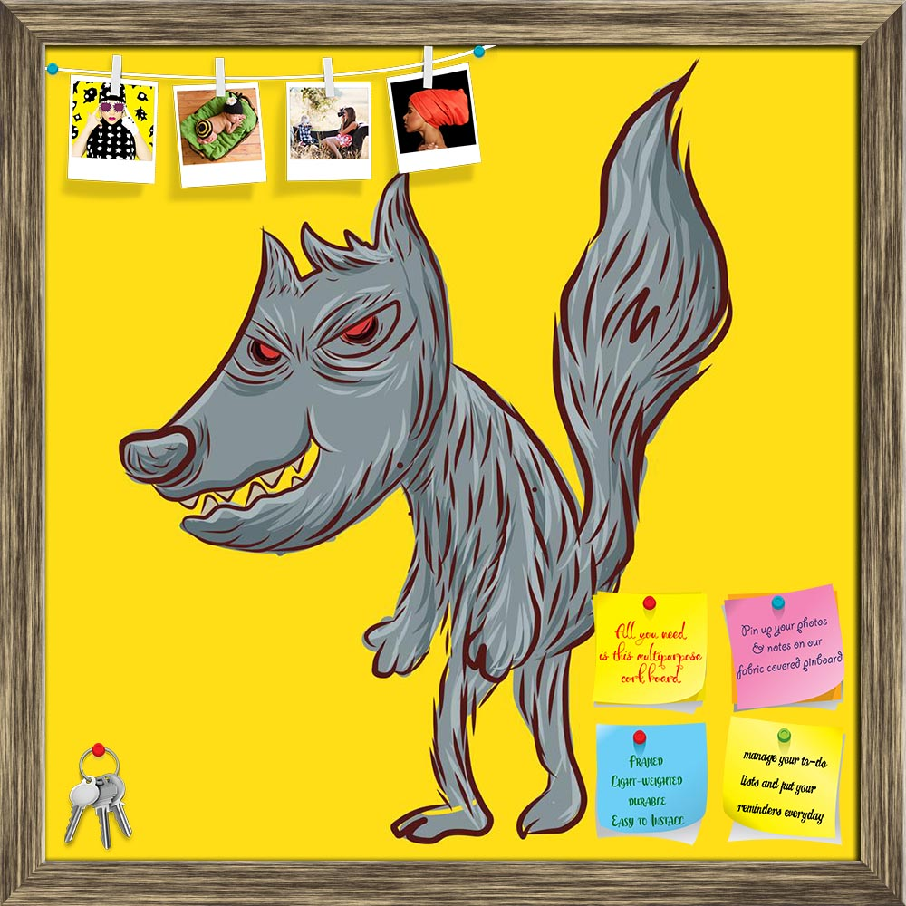 ArtzFolio Bad Wolf Printed Bulletin Board Notice Pin Board Soft Board | Framed-Bulletin Boards Framed-AZSAO34364789BLB_FR_L-Image Code 5004065 Vishnu Image Folio Pvt Ltd, IC 5004065, ArtzFolio, Bulletin Boards Framed, Kids, Digital Art, bad, wolf, printed, bulletin, board, notice, pin, soft, framed, vector, tattoo, fur, head, attack, isolated, etching, print, power, beast, pupils, line, symbol, silkscreen, curve, element, drawing, black, teeth, abstract, hunter, eyes, cute, illustration, artwork, realistic,
