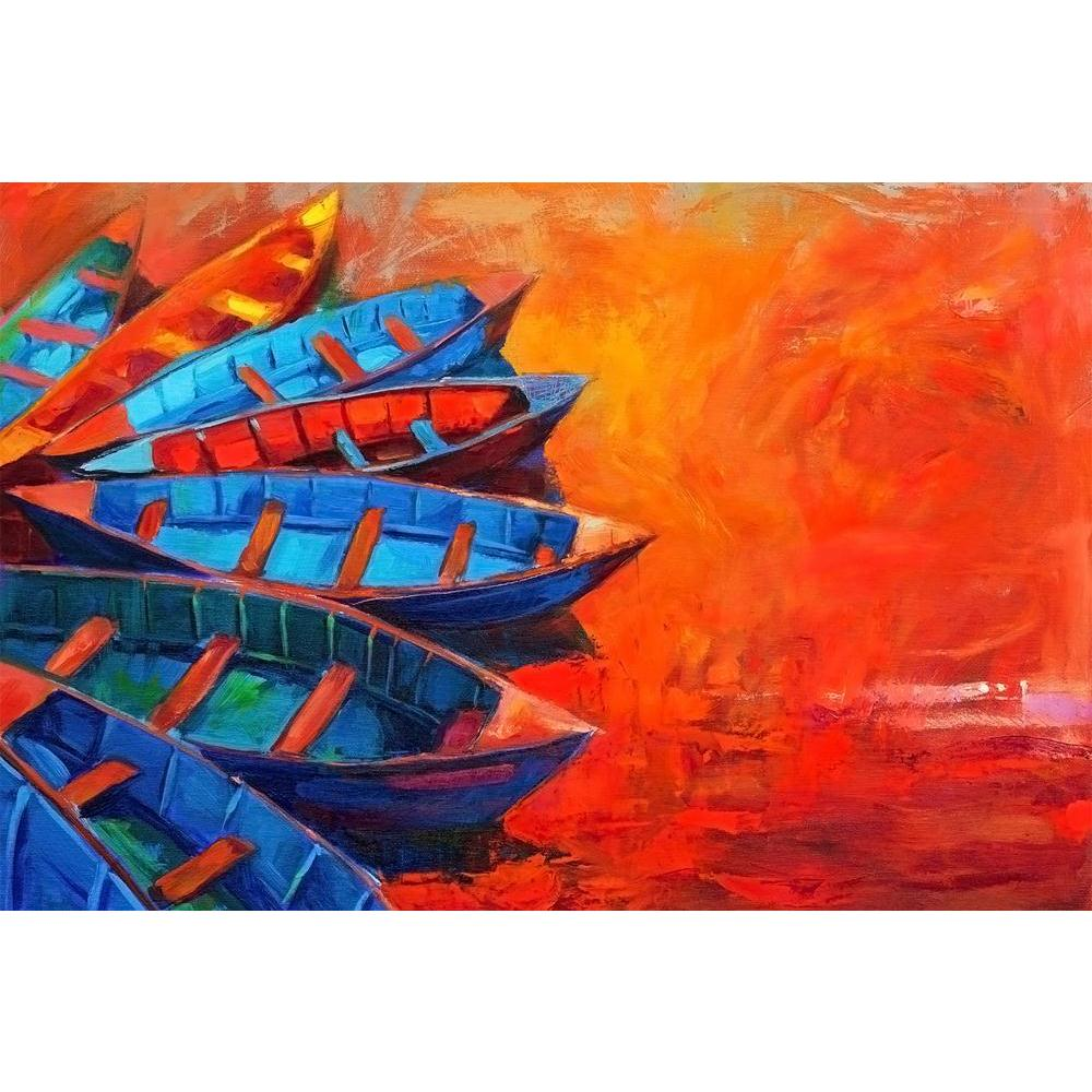 ArtzFolio Artwork Of Boats & Jetty D8 Unframed Paper Poster-Paper Posters Unframed-AZART37791168POS_UN_L-Image Code 5004421 Vishnu Image Folio Pvt Ltd, IC 5004421, ArtzFolio, Paper Posters Unframed, Abstract, Landscapes, Fine Art Reprint, artwork, of, boats, jetty, d8, unframed, paper, poster, wall, large, size, for, living, room, home, decoration, big, framed, decor, posters, pitaara, box, modern, art, with, frame, bedroom, amazonbasics, door, drawing, small, decorative, office, reception, multiple, friend