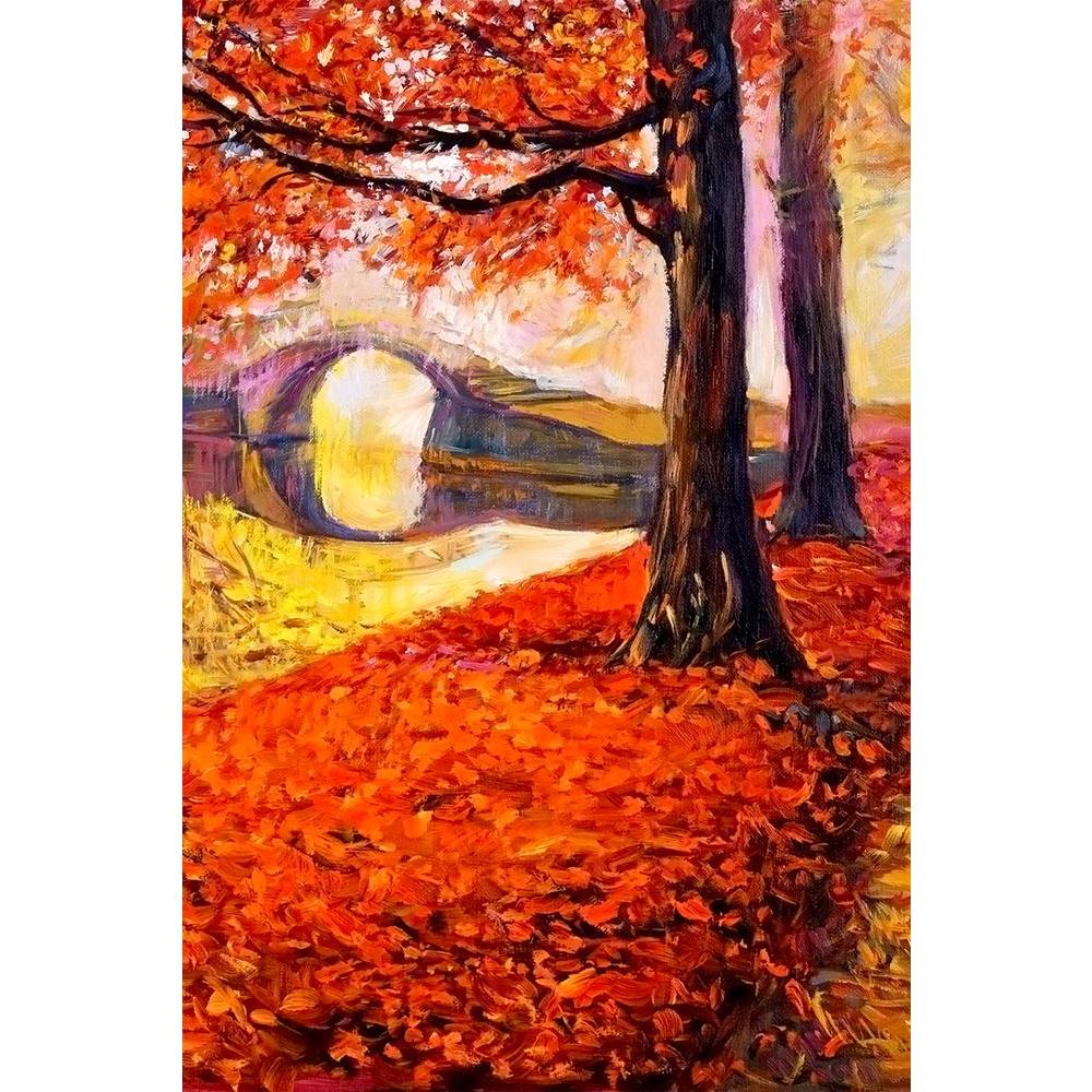 ArtzFolio Artwork Of Beautiful Autumn Park & Lake Unframed Paper Poster-Paper Posters Unframed-AZART37927015POS_UN_L-Image Code 5004438 Vishnu Image Folio Pvt Ltd, IC 5004438, ArtzFolio, Paper Posters Unframed, Abstract, Landscapes, Fine Art Reprint, artwork, of, beautiful, autumn, park, lake, unframed, paper, poster, wall, large, size, for, living, room, home, decoration, big, framed, decor, posters, pitaara, box, modern, art, with, frame, bedroom, amazonbasics, door, drawing, small, decorative, office, re