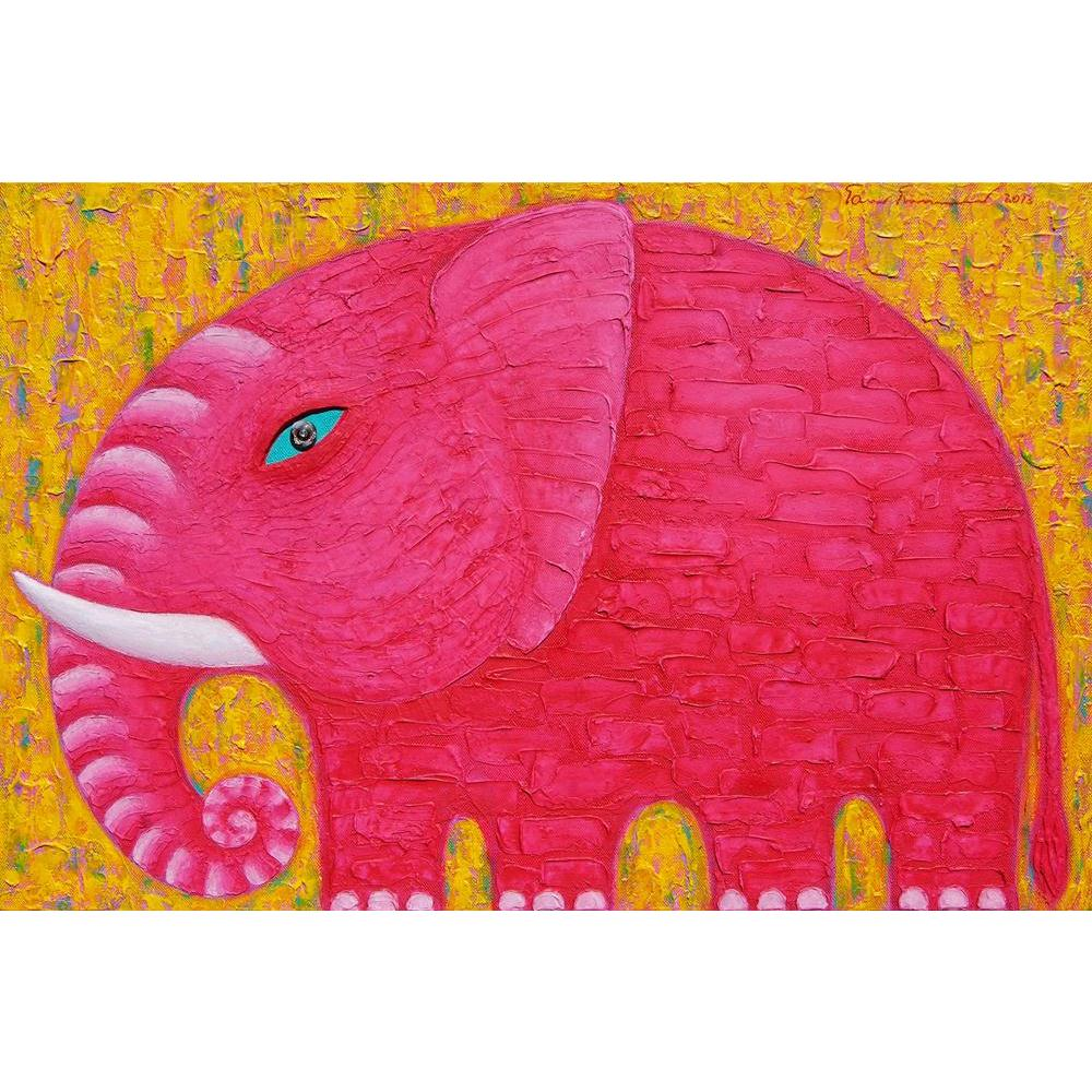 ArtzFolio Red Elephant D5 Unframed Paper Poster-Paper Posters Unframed-AZART38492273POS_UN_L-Image Code 5004489 Vishnu Image Folio Pvt Ltd, IC 5004489, ArtzFolio, Paper Posters Unframed, Animals, Kids, Fine Art Reprint, red, elephant, d5, unframed, paper, poster, wall, large, size, for, living, room, home, decoration, big, framed, decor, posters, pitaara, box, modern, art, with, frame, bedroom, amazonbasics, door, drawing, small, decorative, office, reception, multiple, friends, images, reprints, reprint, b