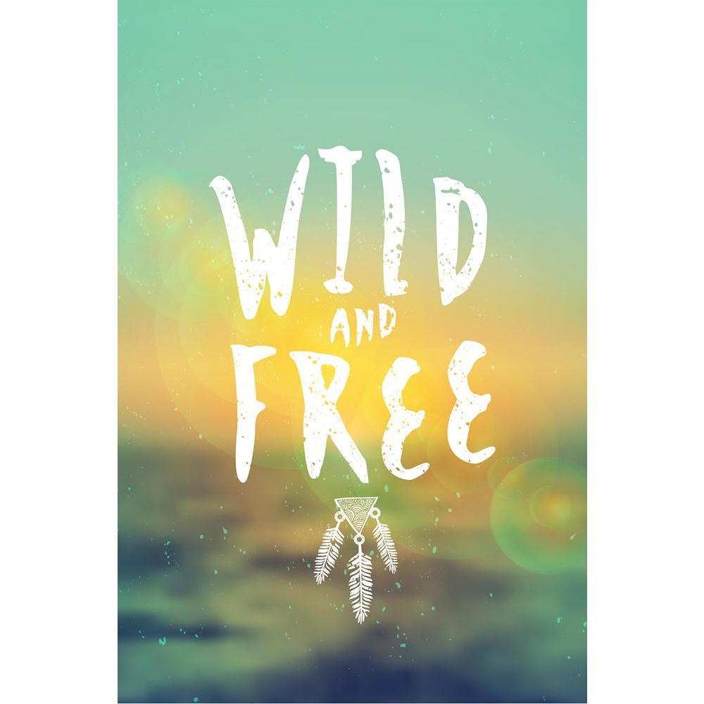 ArtzFolio Wild & Free Unframed Paper Poster-Paper Posters Unframed-AZART40011470POS_UN_L-Image Code 5004657 Vishnu Image Folio Pvt Ltd, IC 5004657, ArtzFolio, Paper Posters Unframed, Quotes, Digital Art, wild, free, unframed, paper, poster, wall, large, size, for, living, room, home, decoration, big, framed, decor, posters, pitaara, box, modern, art, with, frame, bedroom, amazonbasics, door, drawing, small, decorative, office, reception, multiple, friends, images, reprints, reprint, kids, bathroom, designer