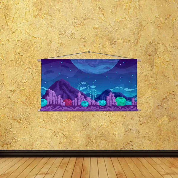 ArtzFolio Fantasy Background For Mobile Game Fabric Painting Tapestry Scroll Art Hanging-Scroll Art-AZART40039577TAP_L-Image Code 5004659 Vishnu Image Folio Pvt Ltd, IC 5004659, ArtzFolio, Scroll Art, Fantasy, Kids, Digital Art, background, for, mobile, game, canvas, fabric, painting, tapestry, scroll, art, hanging, seamless, layered, tapestries, room tapestry, hanging tapestry, huge tapestry, amazonbasics, tapestry cloth, fabric wall hanging, unique tapestries, wall tapestry, small tapestry, tapestry wall
