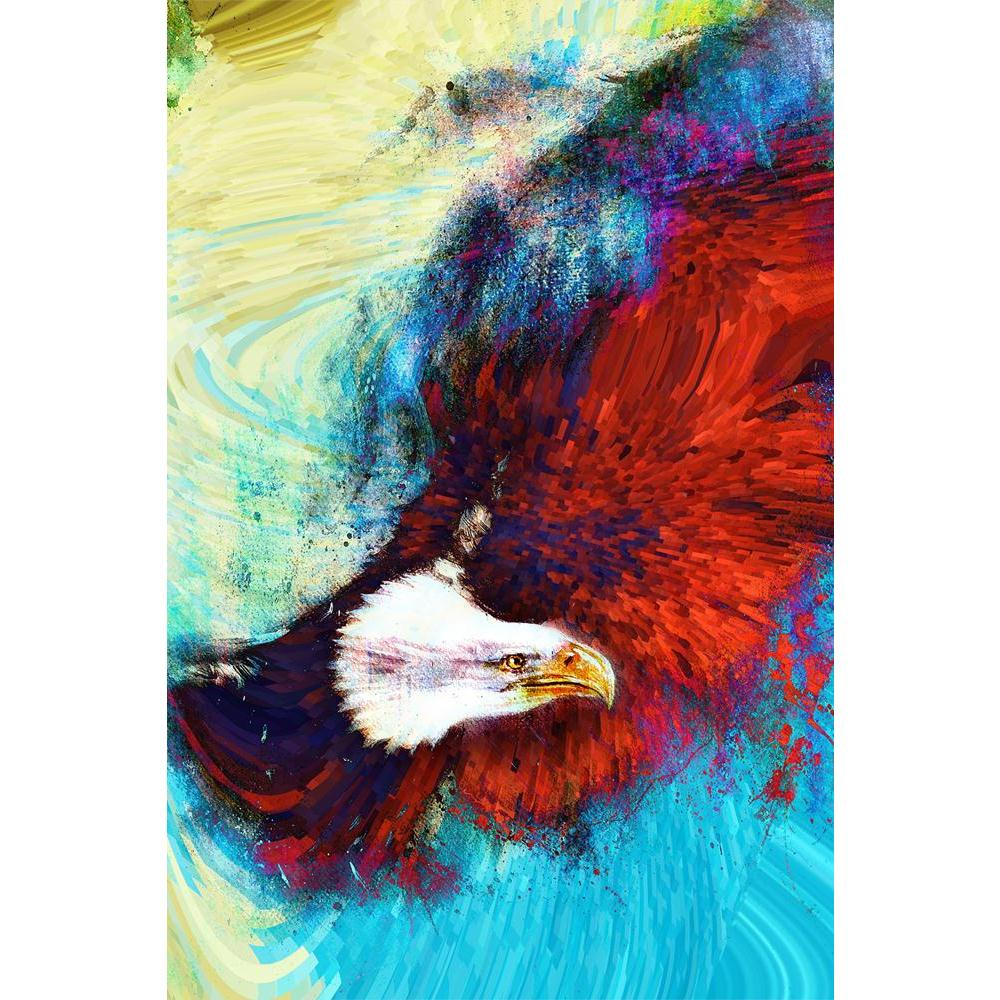ArtzFolio Eagle With Black Feathers US Symbols Freedom Unframed Paper Poster-Paper Posters Unframed-AZART40921777POS_UN_L-Image Code 5004751 Vishnu Image Folio Pvt Ltd, IC 5004751, ArtzFolio, Paper Posters Unframed, Birds, Kids, Fine Art Reprint, eagle, with, black, feathers, us, symbols, freedom, unframed, paper, poster, wall, large, size, for, living, room, home, decoration, big, framed, decor, posters, pitaara, box, modern, art, frame, bedroom, amazonbasics, door, drawing, small, decorative, office, rece