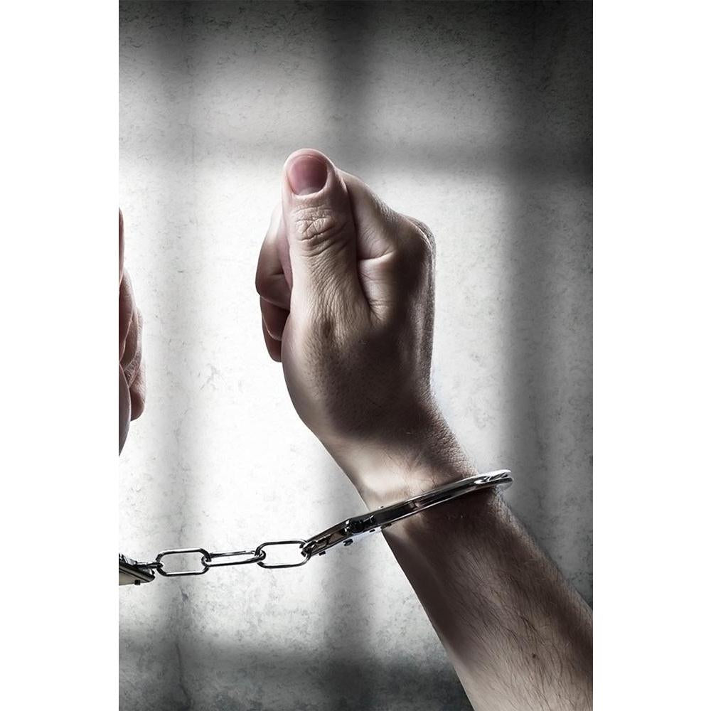 ArtzFolio Arrest Man Handcuffed In Cell Prison Unframed Paper Poster-Paper Posters Unframed-AZART41378365POS_UN_L-Image Code 5004819 Vishnu Image Folio Pvt Ltd, IC 5004819, ArtzFolio, Paper Posters Unframed, Conceptual, Photography, arrest, man, handcuffed, in, cell, prison, unframed, paper, poster, wall, large, size, for, living, room, home, decoration, big, framed, decor, posters, pitaara, box, modern, art, with, frame, bedroom, amazonbasics, door, drawing, small, decorative, office, reception, multiple,