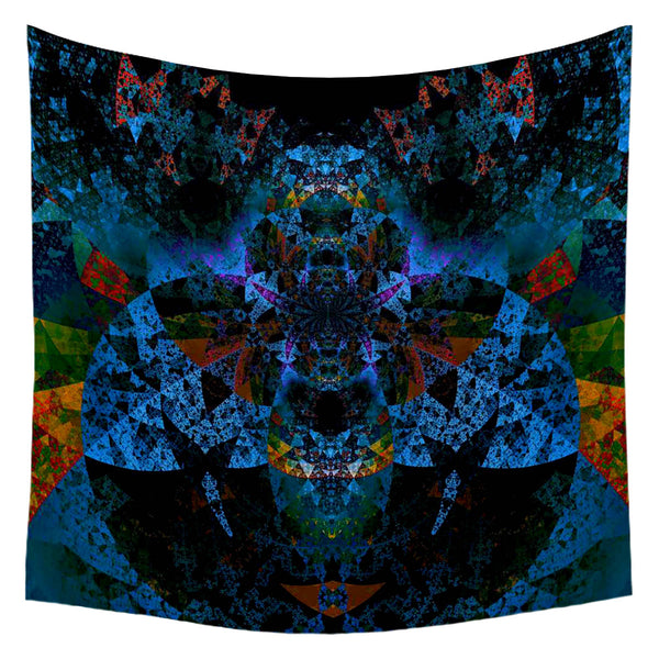 ArtzFolio Psychedelic Darth Vader Art Fabric Tapestry Wall Hanging-Tapestries-AZART41562809TAP_L-Image Code 5004836 Vishnu Image Folio Pvt Ltd, IC 5004836, ArtzFolio, Tapestries, Abstract, Digital Art, psychedelic, darth, vader, art, canvas, fabric, painting, tapestry, wall, hanging, beautiful, illustration, futuristic, background, pattern, artistic, computer, screen, backdrops, science, fiction, theme, detail, picture, print, album, pareidolia, effect, colorful, mosaic, ornament, round, shapes, concept, de