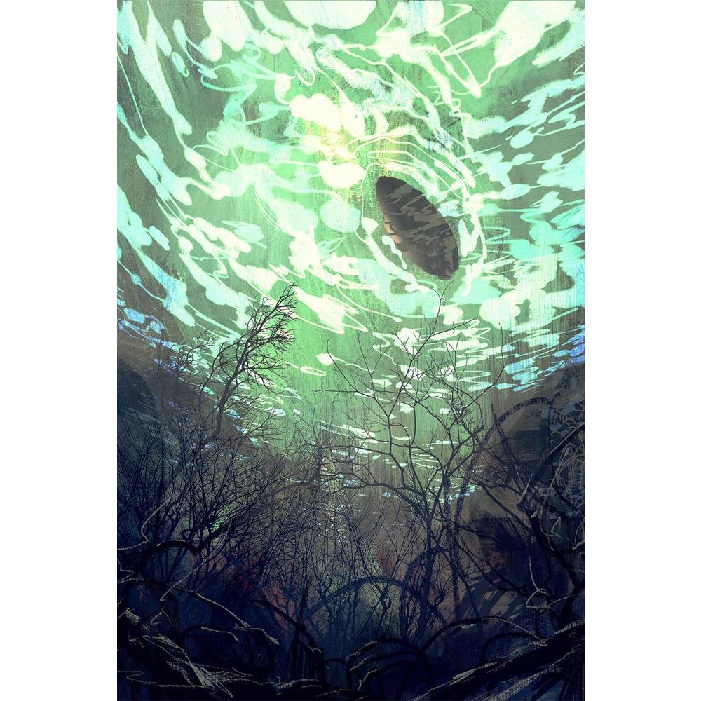 ArtzFolio Underwater View With The Tree Branch & Stones Unframed Paper Poster-Paper Posters Unframed-AZART42280511POS_UN_L-Image Code 5004964 Vishnu Image Folio Pvt Ltd, IC 5004964, ArtzFolio, Paper Posters Unframed, Landscapes, Digital Art, underwater, view, with, the, tree, branch, stones, unframed, paper, poster, wall, large, size, for, living, room, home, decoration, big, framed, decor, posters, pitaara, box, modern, art, frame, bedroom, amazonbasics, door, drawing, small, decorative, office, reception,