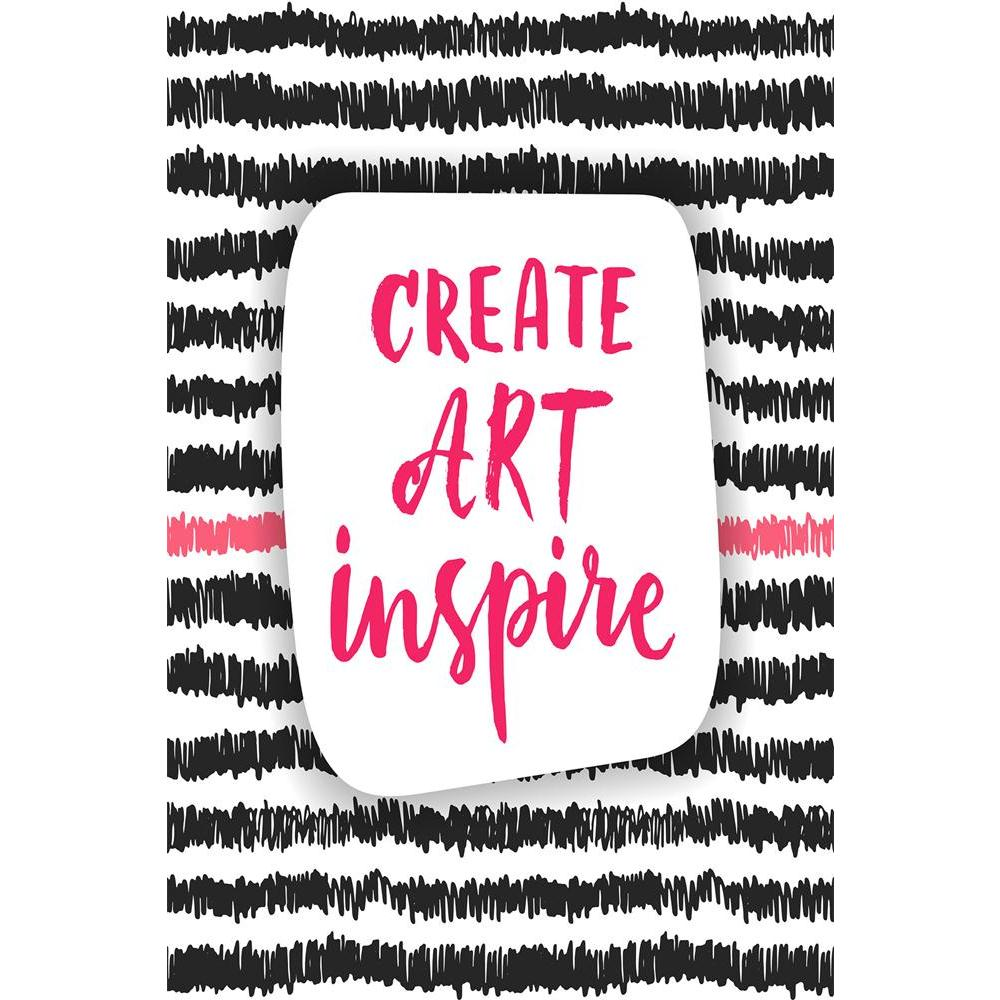 ArtzFolio Create Art Inspire Unframed Paper Poster-Paper Posters Unframed-AZART44220901POS_UN_L-Image Code 5005192 Vishnu Image Folio Pvt Ltd, IC 5005192, ArtzFolio, Paper Posters Unframed, Kids, Motivational, Quotes, Digital Art, create, art, inspire, unframed, paper, poster, wall, large, size, for, living, room, home, decoration, big, framed, decor, posters, pitaara, box, modern, with, frame, bedroom, amazonbasics, door, drawing, small, decorative, office, reception, multiple, friends, images, reprints, r