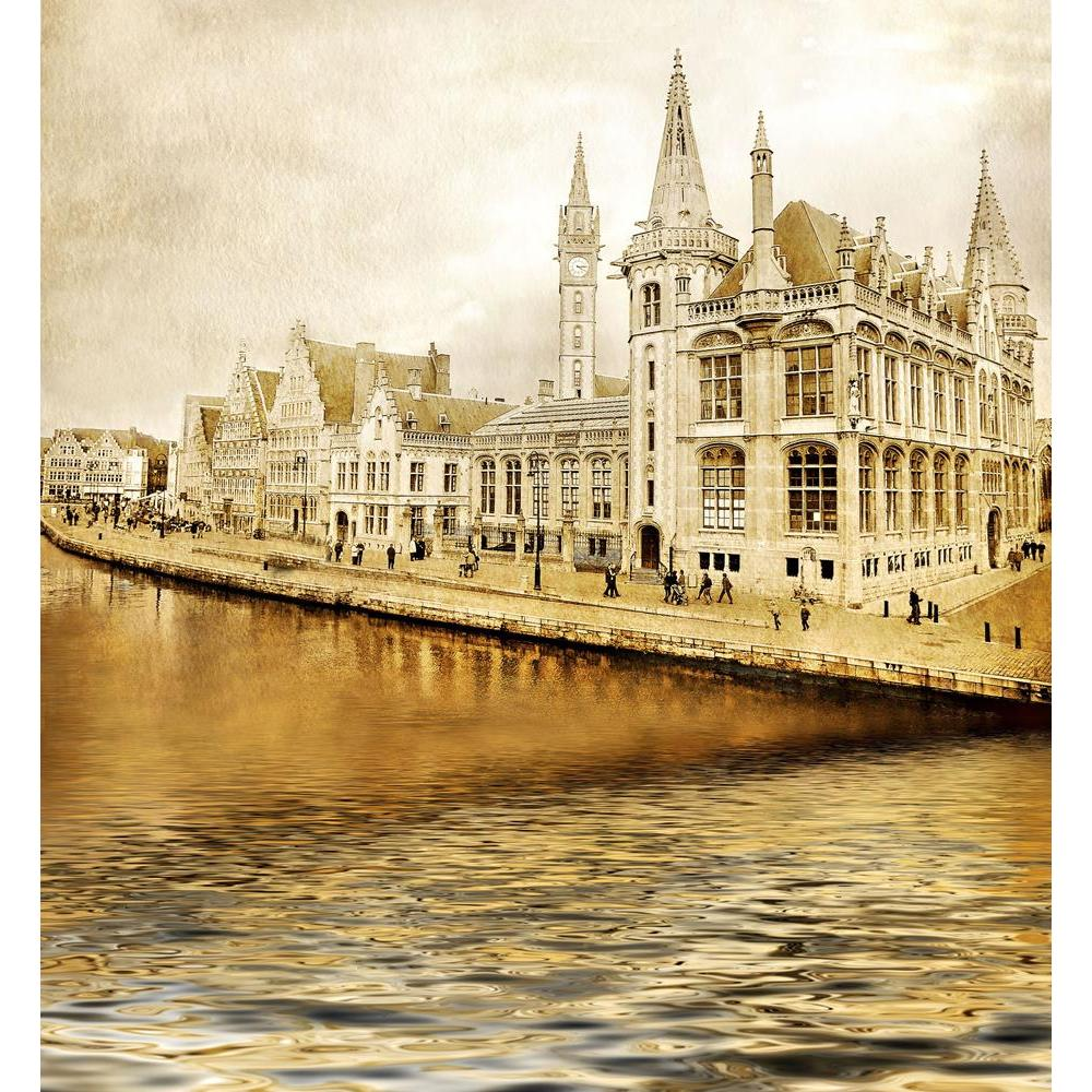 ArtzFolio Amazing Belgium, Toned Picture In Golden Colors Peel & Stick Vinyl Wall Sticker-Laminated Wall Stickers-AZ5005693ART_UN_RF_R-0-Image Code 5005693 Vishnu Image Folio Pvt Ltd, IC 5005693, ArtzFolio, Laminated Wall Stickers, Places, Vintage, Fine Art Reprint, amazing, belgium, toned, picture, in, golden, colors, peel, stick, vinyl, wall, sticker, for, bedroom, large, size, decal, drawing, room, living, decorative, big, waterproof, home, office, reception, pitaara, box, designer, prints, kids, pvc, am