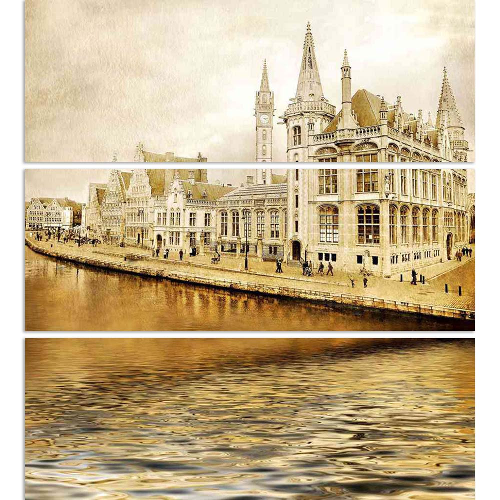 ArtzFolio Amazing Belgium, Toned Picture In Golden Colors Split Art Painting Panel on Sunboard-Split Art Panels-AZ5005693SPL_FR_RF_R-0-Image Code 5005693 Vishnu Image Folio Pvt Ltd, IC 5005693, ArtzFolio, Split Art Panels, Places, Vintage, Fine Art Reprint, amazing, belgium, toned, picture, in, golden, colors, split, art, painting, panel, on, sunboard, framed, canvas, print, wall, for, living, room, with, frame, poster, pitaara, box, large, size, drawing, big, office, reception, photography, of, kids, desig