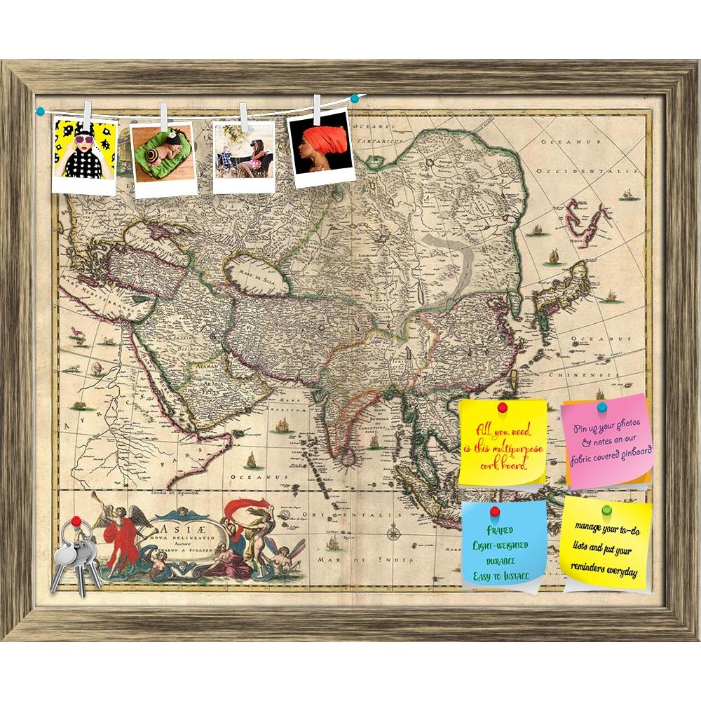ArtzFolio Photo of an Old Map D1 Printed Bulletin Board Notice Pin Board Soft Board | Framed-Bulletin Boards Framed-AZ5005721BLB_FR_RF_R-0-Image Code 5005721 Vishnu Image Folio Pvt Ltd, IC 5005721, ArtzFolio, Bulletin Boards Framed, Places, Vintage, Digital Art, photo, of, an, old, map, d1, printed, bulletin, board, notice, pin, soft, framed, abstract, africa, america, ancient, antique, art, asia, atlantic, atlas, australia, background, border, burnt, business, canvas, color, decorative, dirty, earth, europ