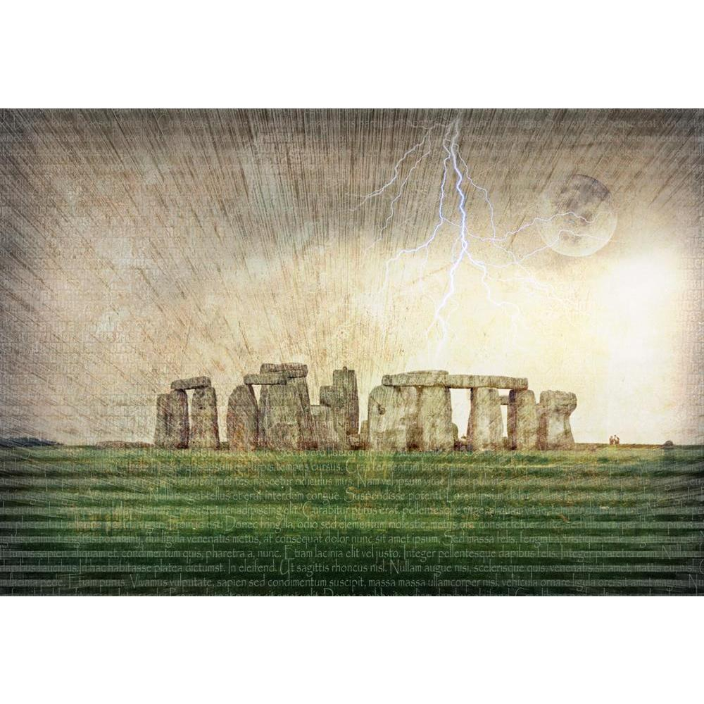 ArtzFolio Stonehenge Peel & Stick Vinyl Wall Sticker-Laminated Wall Stickers-AZ5005727ART_UN_RF_R-0-Image Code 5005727 Vishnu Image Folio Pvt Ltd, IC 5005727, ArtzFolio, Laminated Wall Stickers, Places, Vintage, Digital Art, stonehenge, peel, stick, vinyl, wall, sticker, for, bedroom, large, size, decal, drawing, room, living, decorative, big, waterproof, home, office, reception, pitaara, box, designer, prints, kids, pvc, amazonbasics, washable, abstract, self, adhesive, imported, small, decals, kitchen, co