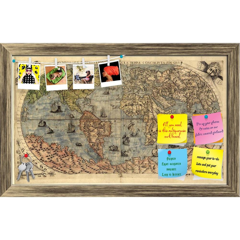 ArtzFolio Image of Ancient World Map D2 Printed Bulletin Board Notice Pin Board Soft Board | Framed-Bulletin Boards Framed-AZ5005729BLB_FR_RF_R-0-Image Code 5005729 Vishnu Image Folio Pvt Ltd, IC 5005729, ArtzFolio, Bulletin Boards Framed, Places, Vintage, Digital Art, image, of, ancient, world, map, d2, printed, bulletin, board, notice, pin, soft, framed, africa, aged, america, antique, art, asia, atlantic, atlas, background, border, burnt, canvas, cartography, color, continents, decorative, dirty, earth,