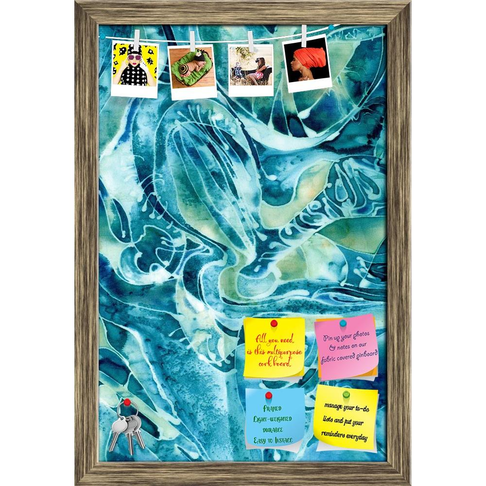 ArtzFolio Abstract Background On The Sea Water Printed Bulletin Board Notice Pin Board Soft Board | Framed-Bulletin Boards Framed-AZ5005744BLB_FR_RF_R-0-Image Code 5005744 Vishnu Image Folio Pvt Ltd, IC 5005744, ArtzFolio, Bulletin Boards Framed, Abstract, Fine Art Reprint, background, on, the, sea, water, printed, bulletin, board, notice, pin, soft, framed, bottom, transparency, wavy, cyan, graphics, exotic, paintings, silk, art, wave, batik, color, curve, decorative, design, fabric, lines, modern, organic