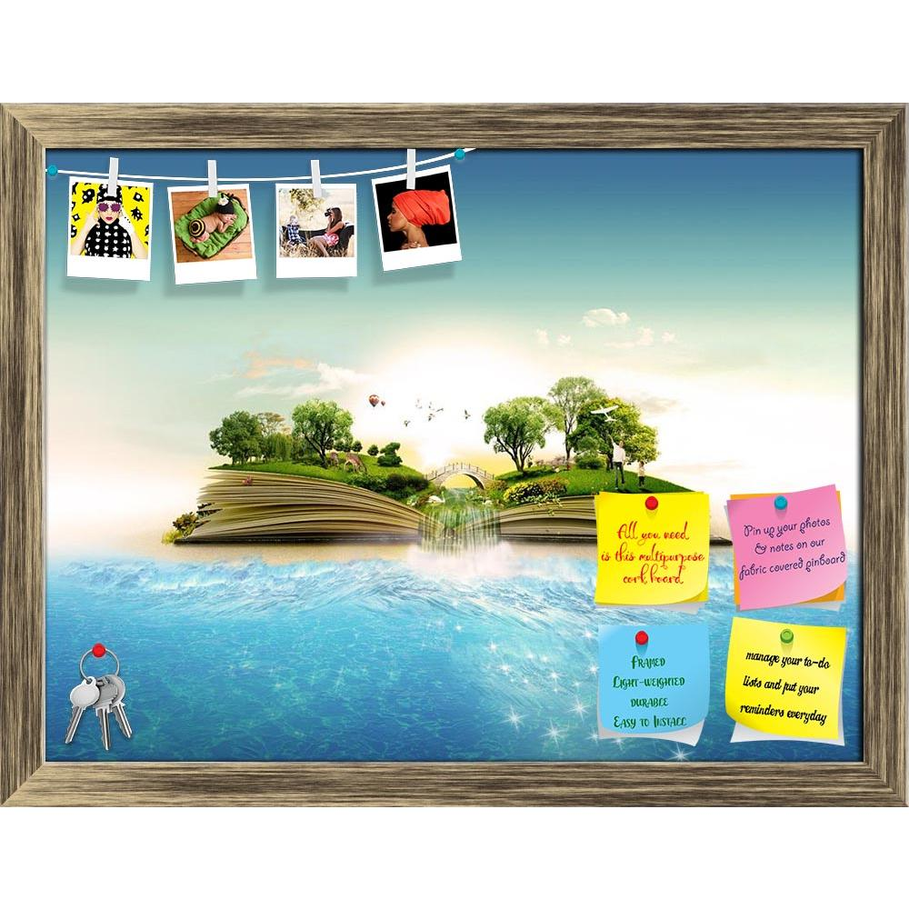 ArtzFolio Image of a Nature Book Printed Bulletin Board Notice Pin Board Soft Board | Framed-Bulletin Boards Framed-AZ5005748BLB_FR_RF_R-0-Image Code 5005748 Vishnu Image Folio Pvt Ltd, IC 5005748, ArtzFolio, Bulletin Boards Framed, Conceptual, Landscapes, Digital Art, image, of, a, nature, book, printed, bulletin, board, notice, pin, soft, framed, 3d, airplane, animals, background, balloon, beach, birds, bridge, butterfly, clouds, concept, education, enjoyment, family, field, floral, flowers, forest, garde