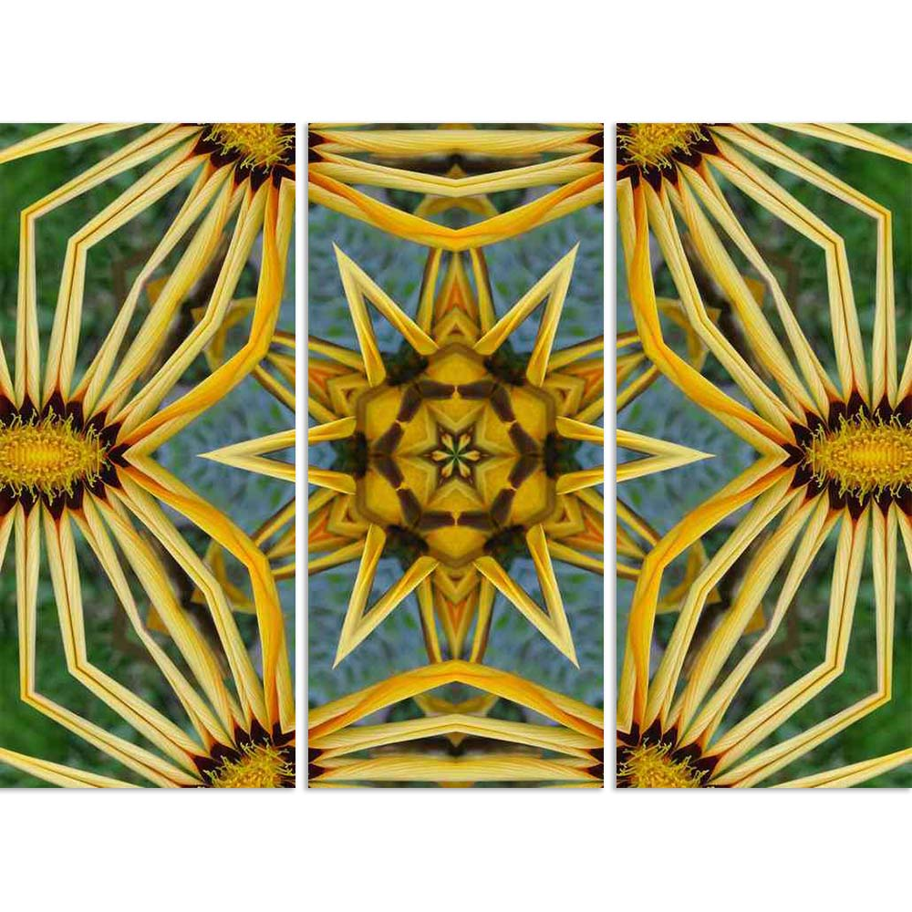 ArtzFolio Yellow Mandala Star Split Art Painting Panel on Sunboard-Split Art Panels-AZ5005767SPL_FR_RF_R-0-Image Code 5005767 Vishnu Image Folio Pvt Ltd, IC 5005767, ArtzFolio, Split Art Panels, Abstract, Traditional, Digital Art, yellow, mandala, star, split, art, painting, panel, on, sunboard, framed, canvas, print, wall, for, living, room, with, frame, poster, pitaara, box, large, size, drawing, big, office, reception, photography, of, kids, designer, decorative, amazonbasics, reprint, small, bedroom, sc