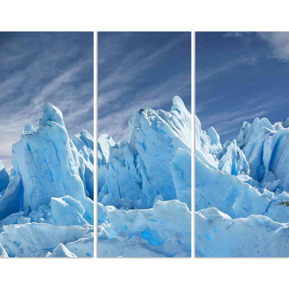 ArtzFolio Perito Moreno Glacier, Patagonia, Argentina Split Art Painting Panel on Sunboard-Split Art Panels-AZ5005811SPL_FR_RF_R-0-Image Code 5005811 Vishnu Image Folio Pvt Ltd, IC 5005811, ArtzFolio, Split Art Panels, Landscapes, Places, Photography, perito, moreno, glacier, patagonia, argentina, split, art, painting, panel, on, sunboard, framed, canvas, print, wall, for, living, room, with, frame, poster, pitaara, box, large, size, drawing, big, office, reception, of, kids, designer, decorative, amazonbas