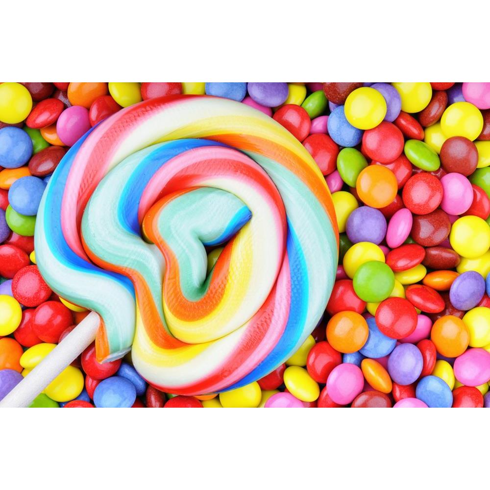 ArtzFolio Photo of Striped Lollipops Multicolored Smarties Peel & Stick Vinyl Wall Sticker-Laminated Wall Stickers-AZ5005827ART_UN_RF_R-0-Image Code 5005827 Vishnu Image Folio Pvt Ltd, IC 5005827, ArtzFolio, Laminated Wall Stickers, Food & Beverage, Photography, photo, of, striped, lollipops, multicolored, smarties, peel, stick, vinyl, wall, sticker, for, bedroom, large, size, decal, drawing, room, living, decorative, big, waterproof, home, office, reception, pitaara, box, designer, prints, kids, pvc, amazo