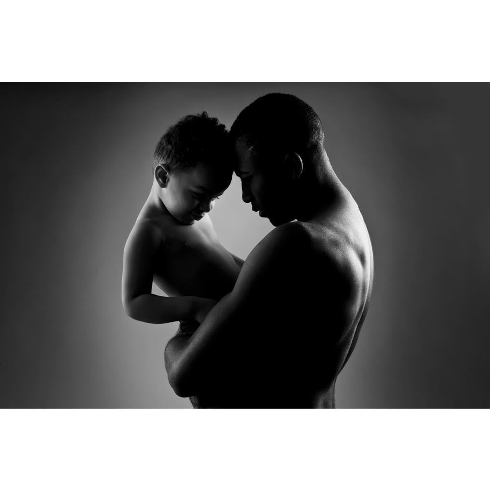 ArtzFolio Black White Image of Father Son Peel & Stick Vinyl Wall Sticker-Laminated Wall Stickers-AZ5005879ART_UN_RF_R-0-Image Code 5005879 Vishnu Image Folio Pvt Ltd, IC 5005879, ArtzFolio, Laminated Wall Stickers, Figurative, Photography, black, white, image, of, father, son, peel, stick, vinyl, wall, sticker, for, bedroom, large, size, decal, drawing, room, living, decorative, big, waterproof, home, office, reception, pitaara, box, designer, prints, kids, pvc, amazonbasics, washable, abstract, self, adhe