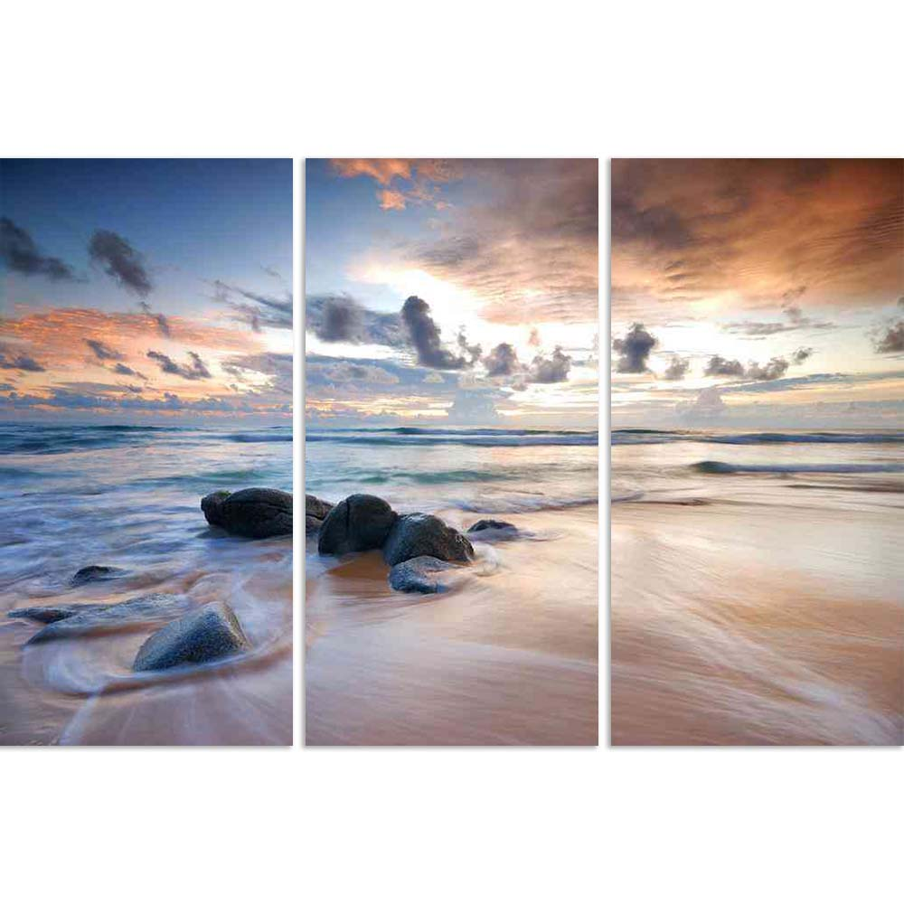ArtzFolio Sea Waves Lash Line Impact Rock On The Beach Split Art Painting Panel on Sunboard-Split Art Panels-AZ5005890SPL_FR_RF_R-0-Image Code 5005890 Vishnu Image Folio Pvt Ltd, IC 5005890, ArtzFolio, Split Art Panels, Landscapes, Photography, sea, waves, lash, line, impact, rock, on, the, beach, split, art, painting, panel, sunboard, framed, canvas, print, wall, for, living, room, with, frame, poster, pitaara, box, large, size, drawing, big, office, reception, of, kids, designer, decorative, amazonbasics,