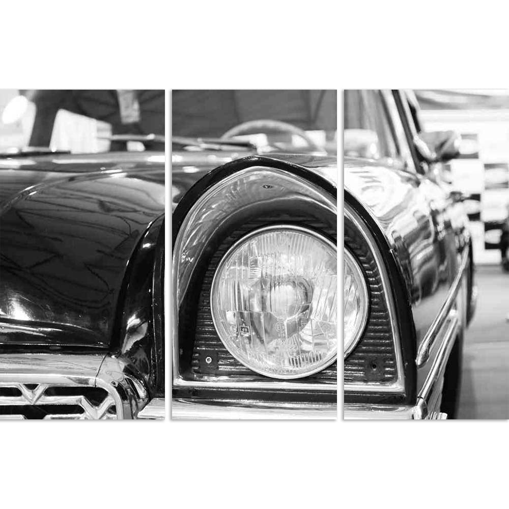 ArtzFolio Black White Style Of Old Fashioned Black Car Split Art Painting Panel on Sunboard-Split Art Panels-AZ5005901SPL_FR_RF_R-0-Image Code 5005901 Vishnu Image Folio Pvt Ltd, IC 5005901, ArtzFolio, Split Art Panels, Automobiles, Vintage, Photography, black, white, style, of, old, fashioned, car, split, art, painting, panel, on, sunboard, framed, canvas, print, wall, for, living, room, with, frame, poster, pitaara, box, large, size, drawing, big, office, reception, kids, designer, decorative, amazonbasic