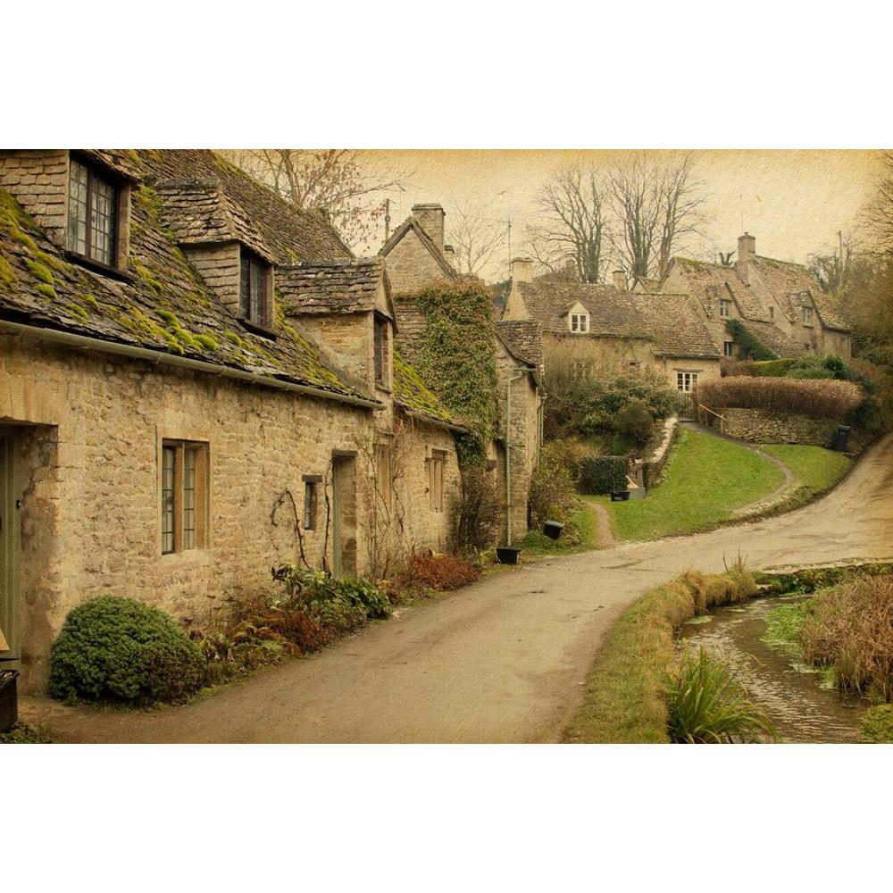 ArtzFolio Bibury Traditional Cotswold Cottages in England, UK Peel & Stick Vinyl Wall Sticker-Laminated Wall Stickers-AZ5005943ART_UN_RF_R-0-Image Code 5005943 Vishnu Image Folio Pvt Ltd, IC 5005943, ArtzFolio, Laminated Wall Stickers, Places, Vintage, Photography, bibury, traditional, cotswold, cottages, in, england, uk, peel, stick, vinyl, wall, sticker, for, bedroom, large, size, decal, drawing, room, living, decorative, big, waterproof, home, office, reception, pitaara, box, designer, prints, kids, pvc,