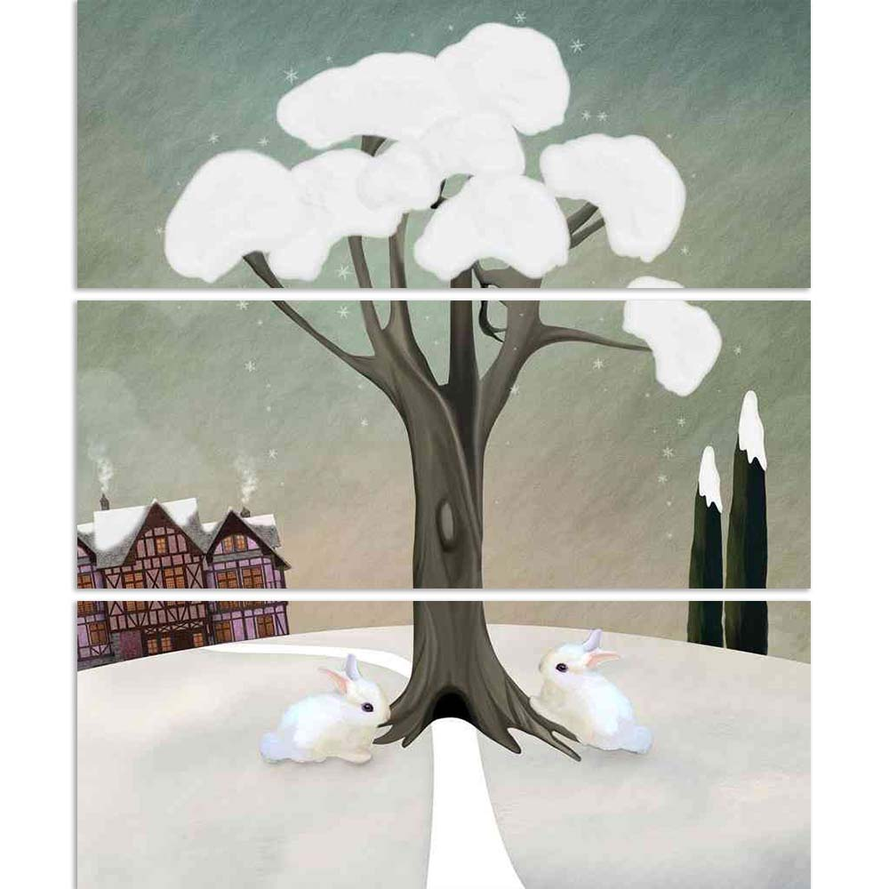 ArtzFolio Lovely Winter Split Art Painting Panel on Sunboard-Split Art Panels-AZ5005977SPL_FR_RF_R-0-Image Code 5005977 Vishnu Image Folio Pvt Ltd, IC 5005977, ArtzFolio, Split Art Panels, Conceptual, Kids, Digital Art, lovely, winter, split, art, painting, panel, on, sunboard, framed, canvas, print, wall, for, living, room, with, frame, poster, pitaara, box, large, size, drawing, big, office, reception, photography, of, designer, decorative, amazonbasics, reprint, small, bedroom, scenery, ice, sky, pet, hi