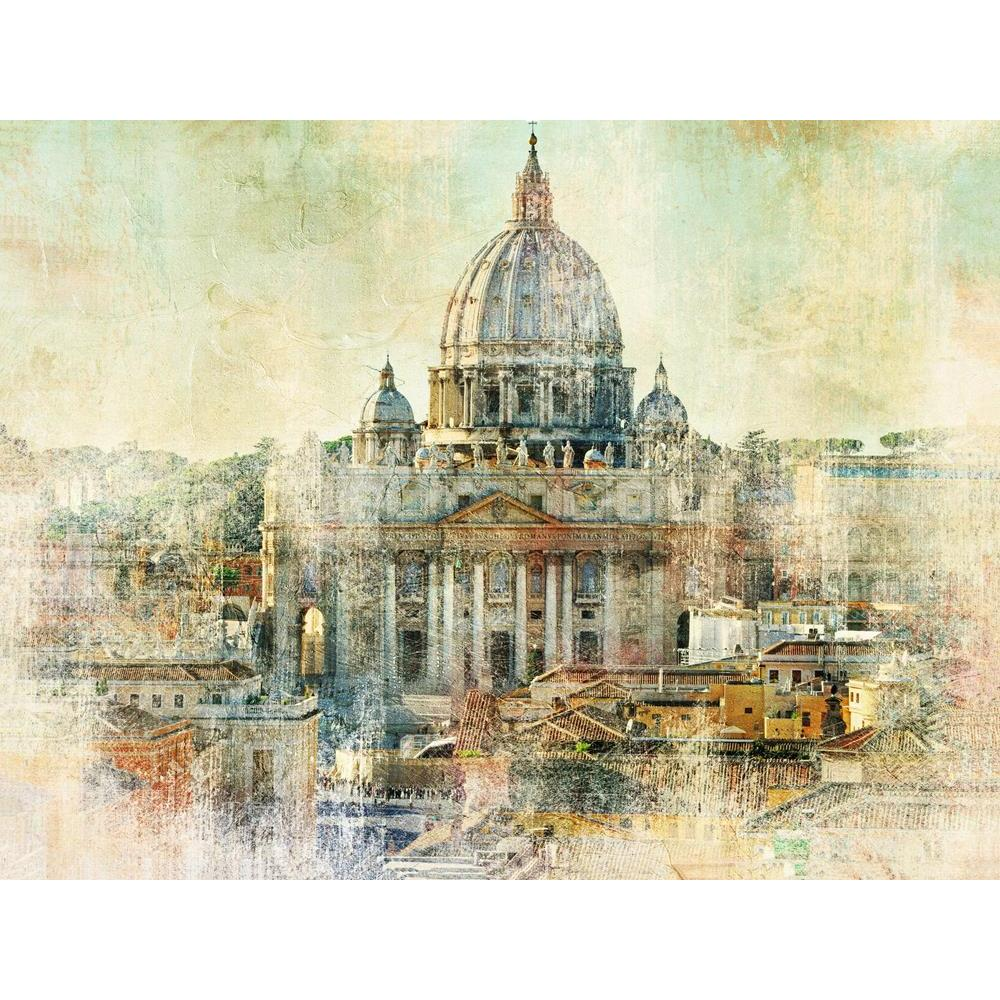 ArtzFolio St Pietro, Vatican Artwork Peel & Stick Vinyl Wall Sticker-Laminated Wall Stickers-AZ5005986ART_UN_RF_R-0-Image Code 5005986 Vishnu Image Folio Pvt Ltd, IC 5005986, ArtzFolio, Laminated Wall Stickers, Places, Vintage, Fine Art Reprint, st, pietro, vatican, artwork, peel, stick, vinyl, wall, sticker, for, bedroom, large, size, decal, drawing, room, living, decorative, big, waterproof, home, office, reception, pitaara, box, designer, prints, kids, pvc, amazonbasics, washable, abstract, self, adhesiv