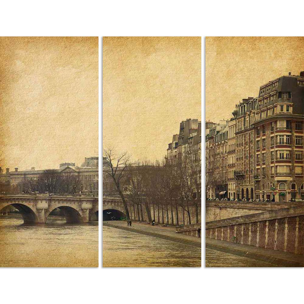 ArtzFolio Seine Pont Neuf in Central Paris, France D1 Split Art Painting Panel on Sunboard-Split Art Panels-AZ5006022SPL_FR_RF_R-0-Image Code 5006022 Vishnu Image Folio Pvt Ltd, IC 5006022, ArtzFolio, Split Art Panels, Places, Vintage, Photography, seine, pont, neuf, in, central, paris, france, d1, split, art, painting, panel, on, sunboard, framed, canvas, print, wall, for, living, room, with, frame, poster, pitaara, box, large, size, drawing, big, office, reception, of, kids, designer, decorative, amazonba