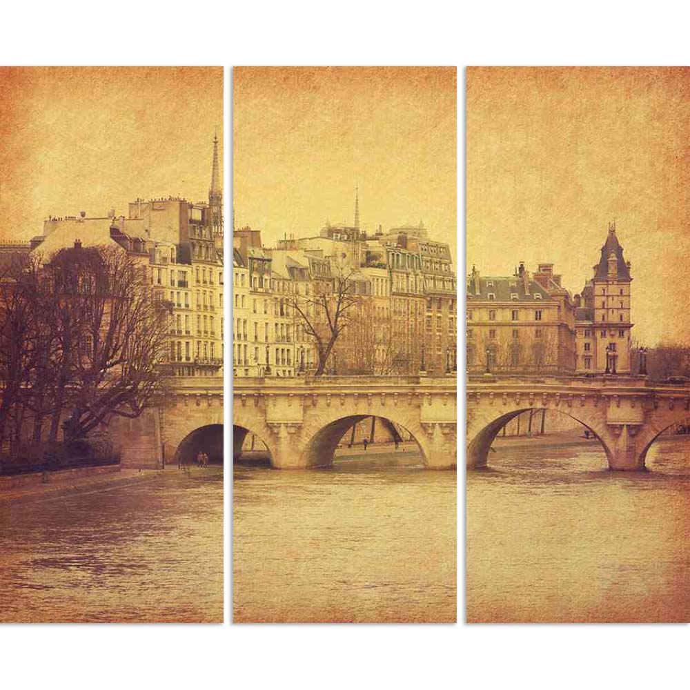 ArtzFolio Seine Pont Neuf In Central Paris, France D2 Split Art Painting Panel on Sunboard-Split Art Panels-AZ5006032SPL_FR_RF_R-0-Image Code 5006032 Vishnu Image Folio Pvt Ltd, IC 5006032, ArtzFolio, Split Art Panels, Places, Vintage, Photography, seine, pont, neuf, in, central, paris, france, d2, split, art, painting, panel, on, sunboard, framed, canvas, print, wall, for, living, room, with, frame, poster, pitaara, box, large, size, drawing, big, office, reception, of, kids, designer, decorative, amazonba