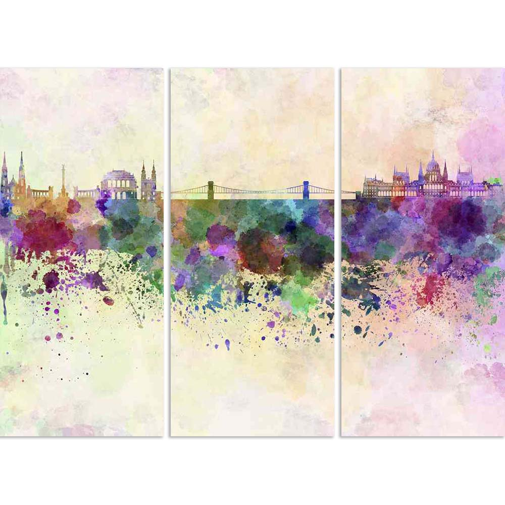 ArtzFolio Budapest Skyline, Capital of Hungary Split Art Painting Panel on Sunboard-Split Art Panels-AZ5006251SPL_FR_RF_R-0-Image Code 5006251 Vishnu Image Folio Pvt Ltd, IC 5006251, ArtzFolio, Split Art Panels, Places, Fine Art Reprint, budapest, skyline, capital, of, hungary, split, art, painting, panel, on, sunboard, framed, canvas, print, wall, for, living, room, with, frame, poster, pitaara, box, large, size, drawing, big, office, reception, photography, kids, designer, decorative, amazonbasics, reprin